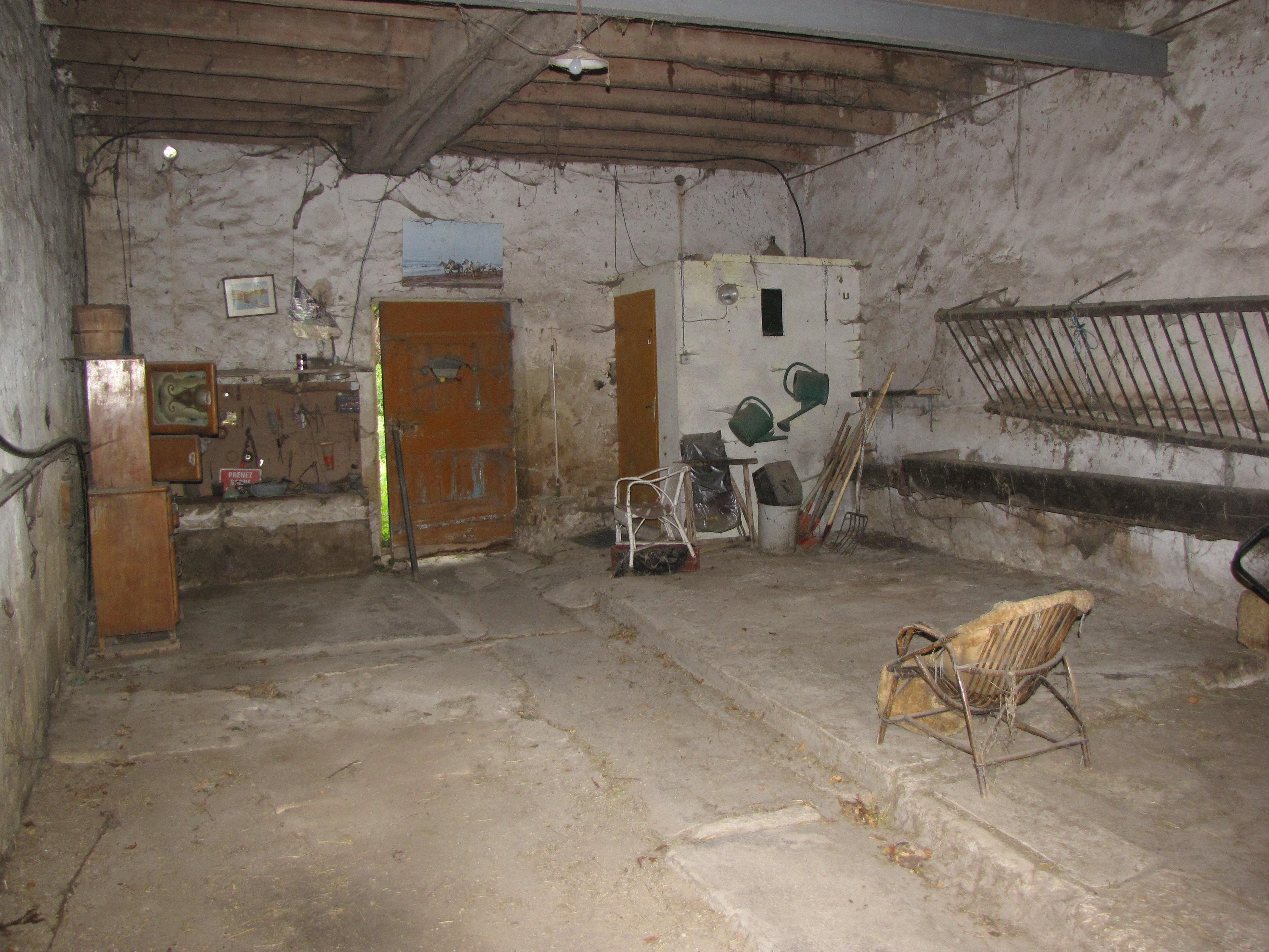 Desportes Rénovation Gard : Projet d'aménagement d'une cave dans une grange à rénover