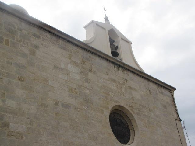 Deportes Rénovation Gard : Chapelle des Pénitents Blancs Aigues Morte - façade après rénovation