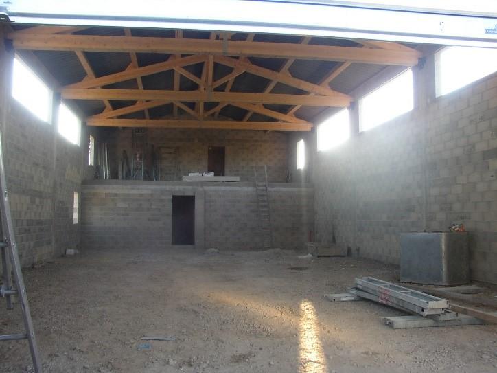 Desportes Rénovation construction d'un bâtiment industriel à usage mixte de dépôt et de bureaux Hérault